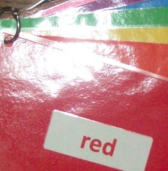 Color Book Labels