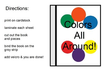 Color Book Sort