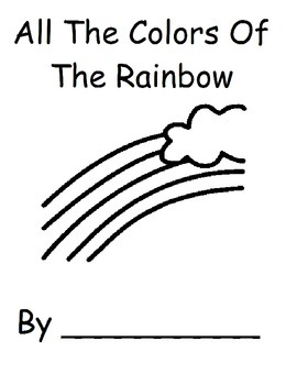 Color Book and Worksheet