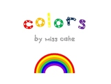 Color Book for Older Learners with Special Needs