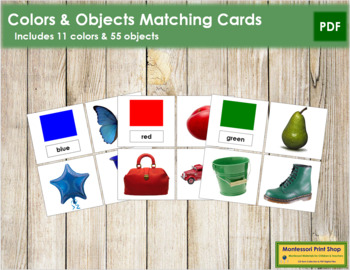 Color Books - Toddler