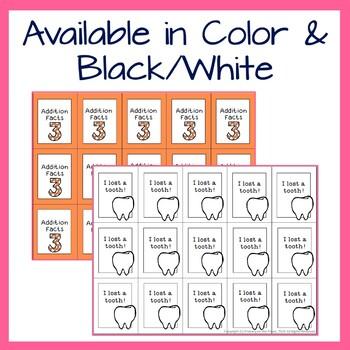 Color Brag Tags and Black/White Brag Tags Growing Bundle