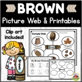 Color Brown Picture Web