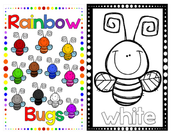 Color Bugs ~ 12 Posters
