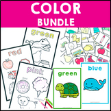 Color Bundle I Posters Activities Sorts Colouring Pages Di