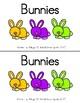 Color Bunnies- Level A Book