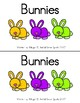 Color Bunnies- Level A Book
