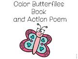 Color Butterflies Book Freebie