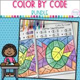 Color By Code- Growing Bundle