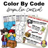 Color By Code Impulse Control