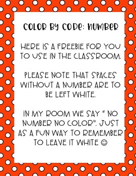 Color By Number: Halloween