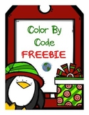 Color By Code  {Operation E.L.F FREEBIE}