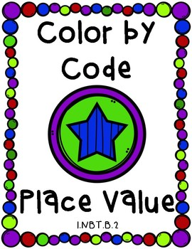 Color By Code - Place Value