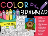 Color By Grammar