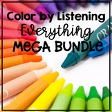 Color By Listening Everything Mega Bundle