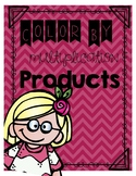 Color By Multiplication Products