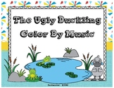Color By Music: Nursery Rhyme/Fairy Tale Collection - The Ugly Duckling