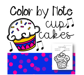 Color By Music Note with 4 Designs