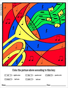 Color By Note BUNDLE