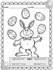 Music Coloring Sheets (Spring & Easter Color By Note)