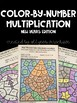 Color-By-Number Bundle: New Year's Edition