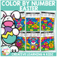 Color By Number: Easter