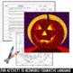 Color By Number : Figurative Language Pumpkin Activity