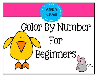 Color By Number For Beginners