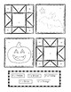 Color By Number - Halloween Math Quilt (Numbers 1-20)