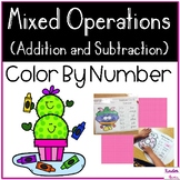 Color By Number: Mixed Operations