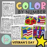 Color By Number: Veteran's Day Edition