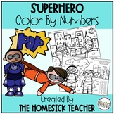 Color By Numbers Addition and Subtraction Problems