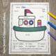 Color By Numbers Transportation Addition & Subtraction Bundle *Bonus Color Pages