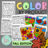 Color By Product: Fall Edition