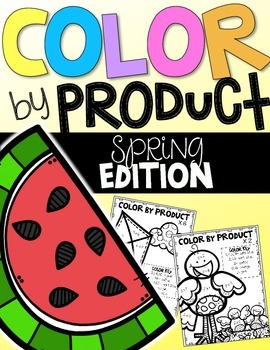 Color By Product {SPRING EDITION}