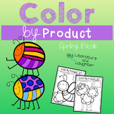Color By Product Spring Pack: Facts 1-6