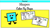 Color By Shape