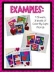 Color-By-Sight Word Valentine Themed