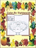 Color By SightWords