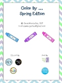 Color  By...Spring Edition