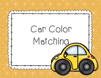 Color Car Matching