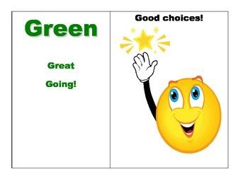 Color Card Discipline Plan (Color Copy)