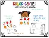 Color Center (English and Spanish)