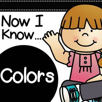 Color Centers and Activities for Pre-K and Kindergarten