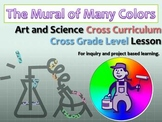 Elementary Art Lesson: Color Challenge Art and Science Cross Curriculum
