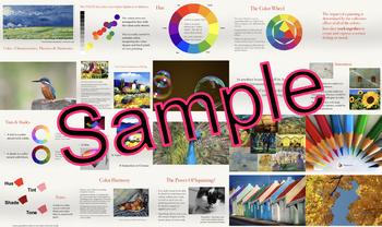 Color - Characteristics, Theories & Harmonies