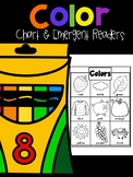 Color Chart and Emergent Readers