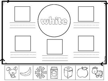 Color Circle Map Book