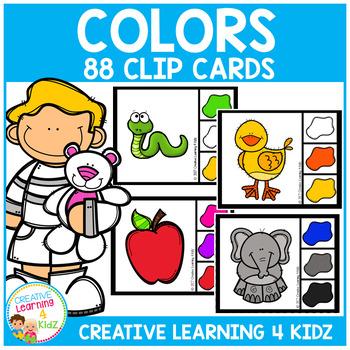 Color Clip Cards 2