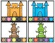Preschool Color Clip Cards